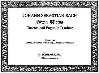 Toccata And Fugue In D Minor Organ