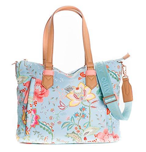 Oilily Color Bomb Damen Handbag OIL0105-562 Turquoise