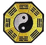 Karate Yin Yang...image