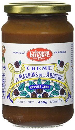 Clément Faugier Crème de Marrons Pot 450 g - Lot de 4
