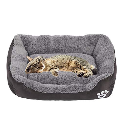 Puppy Bed Grote Hond Bed Warm Hond Bed Kleine Kat Bed Hond Slaapbank Pluizige Hond Bed Kat Cave Hond Comfort Bed Goedkope Hond Bedden Kitten Bed brown,xxl