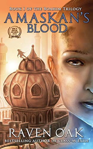 Amaskan's Blood (The Boahim Series) (Volume 1)