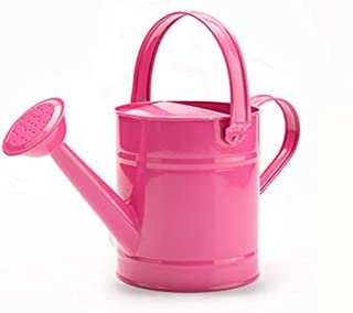 LULUD Watering Can Iron - Large Capacity Watering Can - Watering Can Outdoor - Suitable for Potted Plants, Green Plants Wa...