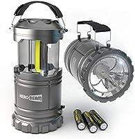HeroBeam LED Lantern V2.0 with Flashlight - Latest COB Technology emits 300 LUMENS! - Collapsible Camp Lamp - Great...