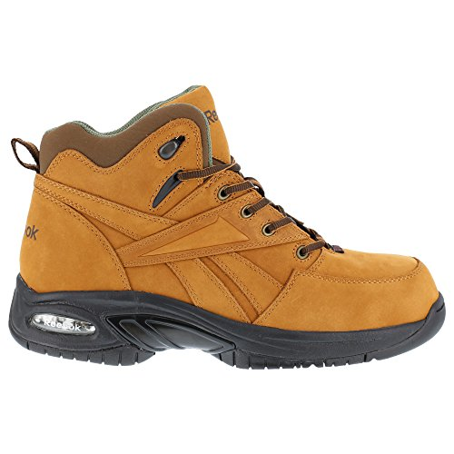 RB4327 Reebok Men's High Performance Safety Boots - Tan