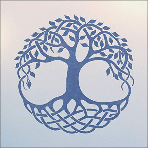 Celtic Tree of Life 2 Stencil - The Artful Stencil