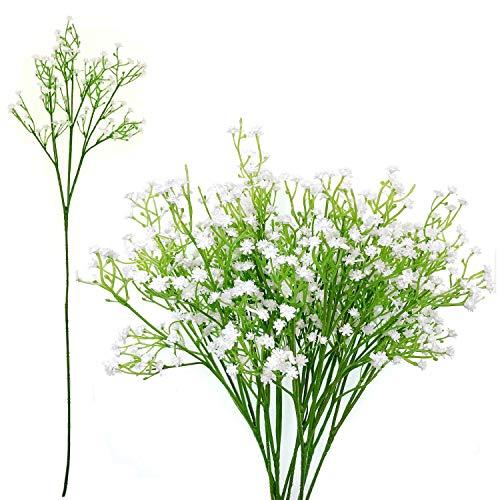 Flores Artificiales Decoracion Jarrones Tallo Largo flores artificiales decoracion jarrones  Marca JZK