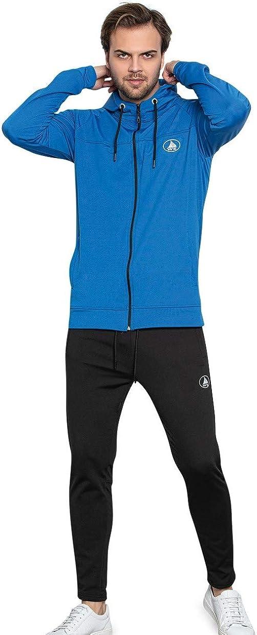 WAELZ Men's Medium Weight Long Denver Mall Limited price sale Style Hoodie Pants size Normal Jo
