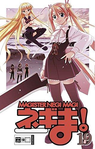 Negima! Magister Negi Magi 19