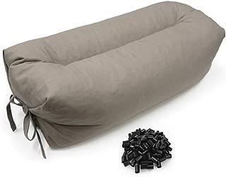 TOBEST かんたん高さ 固さ調節 匠の枕 imadeシリーズ ピロー どんな頭の形でもフィット 竹炭 パイプ 抗菌 防臭 通気性 丸洗い