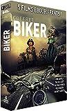 Biker Film Collection - 4-DVD Boxset ( Pink Angels / The Hellcats / The Wild Rebels / Wild Riders / Satan's Sadists ) [ Origen Francés, Ningun Idioma Espanol ]