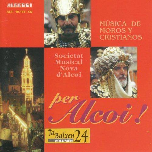 Various Composers: Música de Moros y Cristianos Per Alcoi!