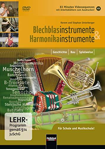 Blechblasinstrumente & Harmonikainstrumente