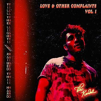 Love & Other Complaints, Vol. 1