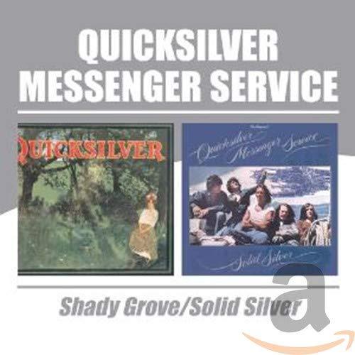 Shady Grove - Solid Silver