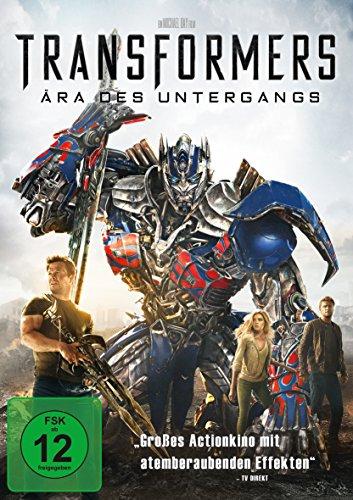Transformers 4 - Ära des Untergangs [DVD]