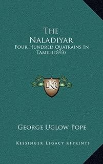 Best naladiyar four hundred quatrains in tamil Reviews
