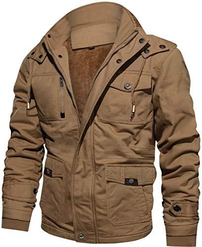 tacvasen cargo jacket mens lightweight