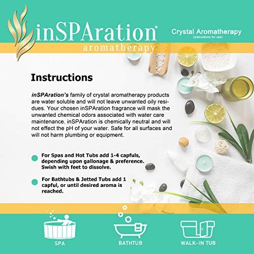 inSPAration Hot Tub Spa