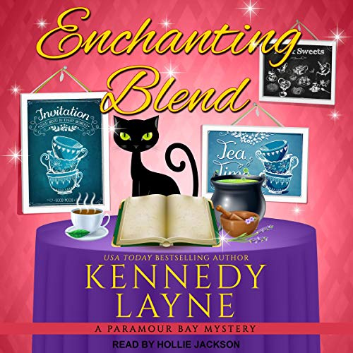 Enchanting Blend audiobook cover art
