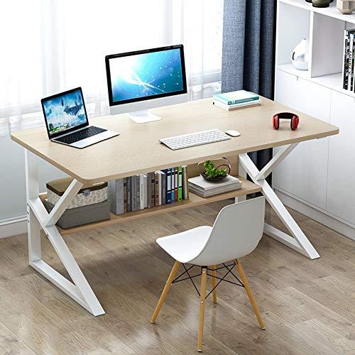 XM&LZ Madera Tabla De Pc Portátil Tocador,Moderno Impermeable Escritorio,Mesa De Ordenador Estación para Office Cabecera Salón A 80x40cm(31x16inch)