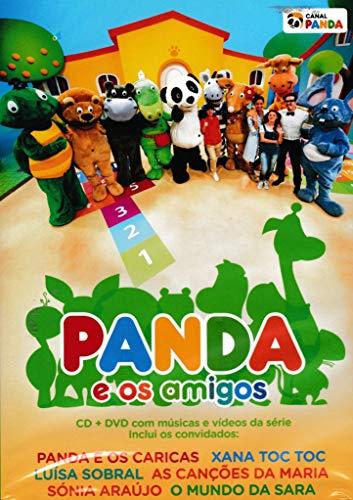 Panda E Os Amigos - Panda E Os Amigos [DVD+CD] 2016
