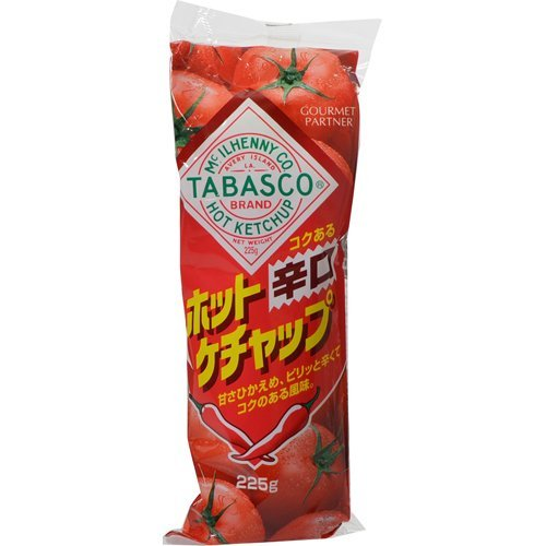 正田醤油 タバスコ ホットケチャップ 225g