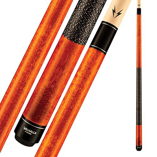 VIKING Valhalla 2 Piece Pool Cue Stick with Irish Linen...