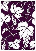 [江戸てん]手ぬぐい 注染 梨園染 綿100% 日本製 葡萄