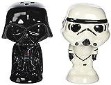 Star Wars Darth Vader & Stormtrooper Funko Pop! Salero Y Pimentero Sets...