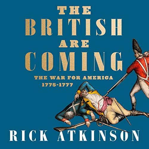 Couverture de The British Are Coming