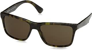 Prada Men's PR 19SS Sunglasses Green Havana/Dark Green 59mm