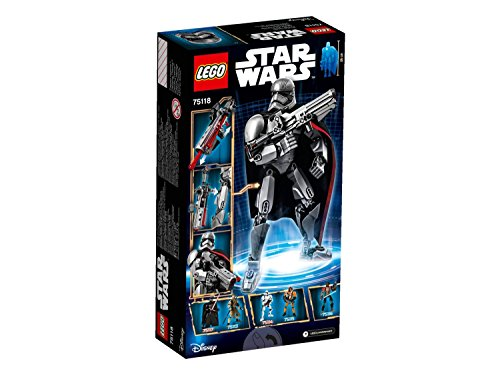 LEGO Star Wars 75118 - Captain Phasma, Star Wars Spielzeug