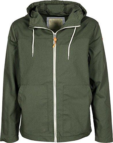 Revolution (RVLT Herren Jacket Light Jacke, Grün (Army), S