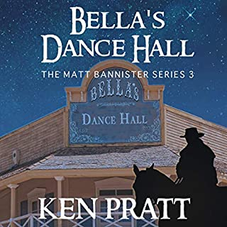 Bella's Dance Hall audiobook cover art