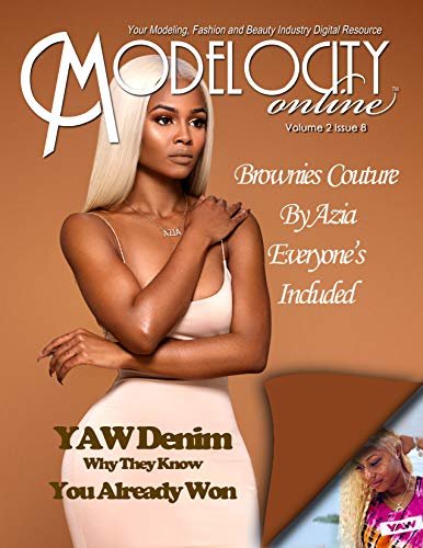 Modelocity Online Vol 2 Iss 8 (English Edition)