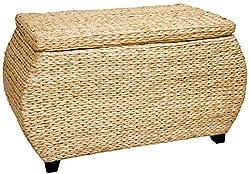 oriental rush grass storage box