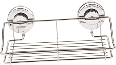 #N/A Roestvrijstalen keuken badkamer douche plank opslag zuigmand