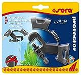 Sera 45067 Protección contra torceduras para 16 – 22 mm, Soporte para Manguera de Acuario, Soporte de Manguera, Filtro Exterior