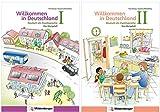 Das Übungsheft - Deutsch als Zweitsprache I und II: Willkommen in Deutschland