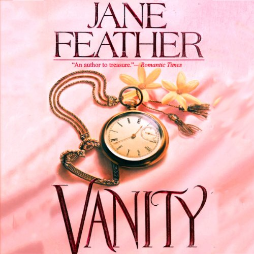 Vanity audiobook cover art