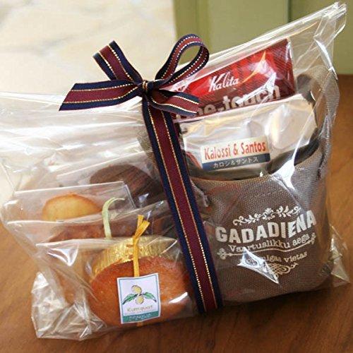 「カフェ・スイーツタイム」和歌山産フルーツの焼き菓子と本格コーヒーのギフトセット