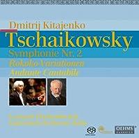 チャイコフスキー:交響曲 第2番 他[SACD-Hybrid]