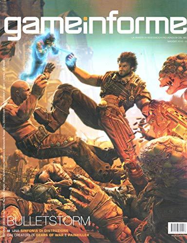 Gameinformer 5 maggio 2010 Bulletstorm