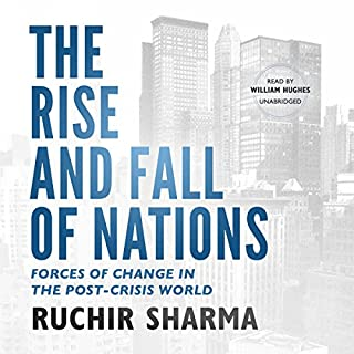 The Rise and Fall of Nations audiobook cover art