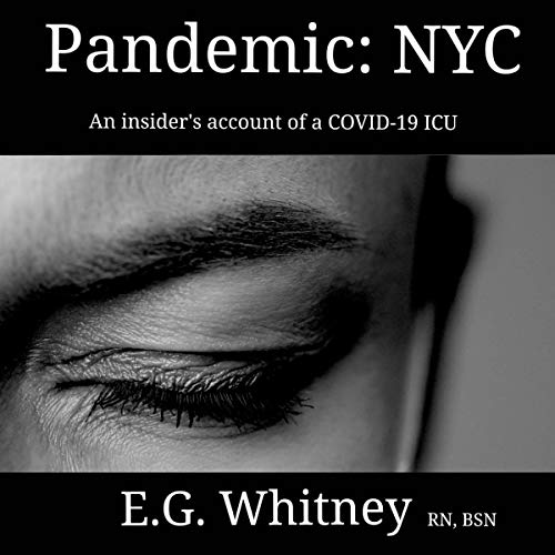 Pandemic: NYC cover art