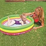 SXXYTCWL Plegable de la Piscina de natación, Piscina for niños inflables, Piscina de Bolas océano, Piscina Infantil, Piscina de Arena for niños, Jacuzzi, Piscina jardín Juguetes del Partido jianyou