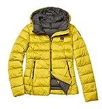 Blauer chaqueta corta acolchada guata chaqueta deportiva mujer Gialla XS