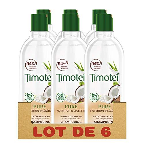 Timotei Shampoo, 6er-Pack