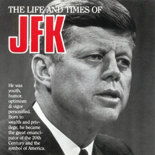 John F. Kennedy cover art